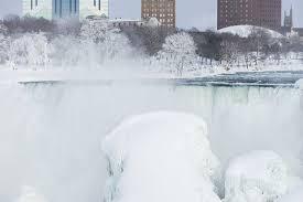 niagara falls frozen solid csmonitor