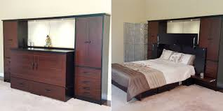 Cabinet Bed Frame Cabinet Bed Made In Canada 1 Murphy Bed In Canada