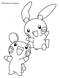 pokemon 02 coloring page