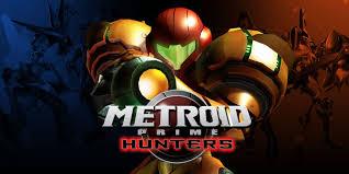 metroid prime hunters nintendo ds games nintendo