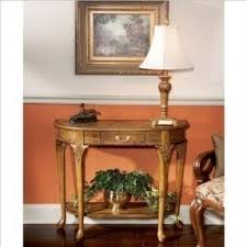 Console Entry Table Mirrored Entry Table Foter