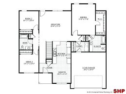 small house floor plan design with garagemodern plans garage