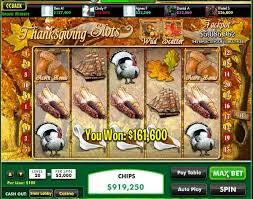 thanksgiving slots how to enjoy the thanksgiving theme slot online