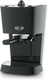 manual espresso machine ri8154 60 gaggia