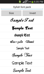 font apk stylish fonts android apps on play