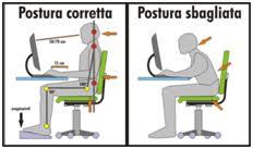 postura corretta scrivania consigli postura corretta e attivit罌 quotidiane