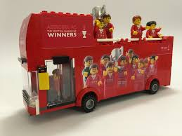 lego mini cooper engine lego aberdeen football club league cup parade bus our lego