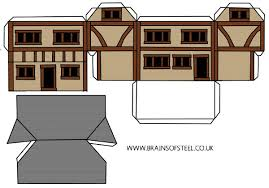How To Make A House Floor Plan How To Make A Medieval Model House