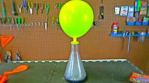 how to make a flying balloon without helium science experiments