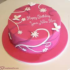 best birthday cakes with name generator online 3