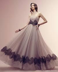 wedding dress colors beautiful color wedding dresses photos styles ideas 2018