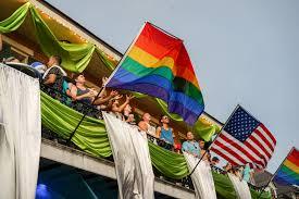 New Orleans Flag New Orleans Bars U0026 Clubs