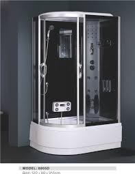 american standard stainless steel air curtain bath shower cabin
