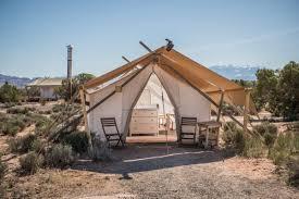 moab glamping utah luxury lodging u0026 outdoor accommodations