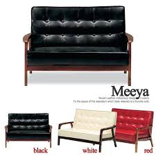 Wood And Leather Sofa Chic Red Leather Sofa And Loveseat Design U2013 Gradfly Co