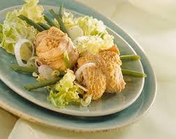 cuisiner les tripoux recette salade tiède de tripoux facile 750g