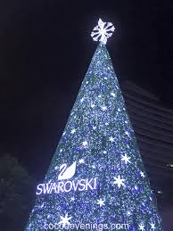 Swarovski Christmas Decorations 2015 by One Free Thing To Do Every Christmas Cocoa Evenings