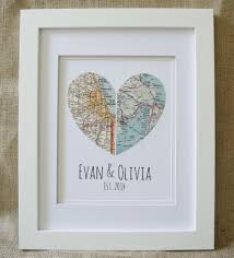 Etsy Maps Engraved Picture Frames Etsy Best Frames 2017