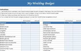 wedding budget to be got the budget blues create a realistic wedding