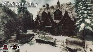 mörskom estate the elder scrolls mods wiki fandom powered by wikia