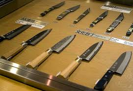 Japanese Kitchen Knives Japanese Knives Japanvisitor Japan Travel Guide