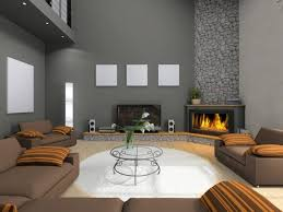 Corner Fireplace Living Room Furniture Placement - tips to decorate around corner fireplaces