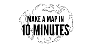 Map Generator D D How To Easily Make A Map In 10 Minutes With Photoshop Youtube