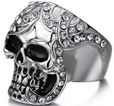 mens skull wedding rings skull wedding rings 22 shapes and styles