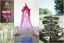 indian wedding decoration accessories simple ideas on how to plan the wedding boho