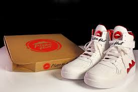 Pizza Hut Pizza Hut S Smart Shoes Will Order A Pie For You