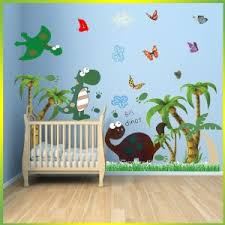 Dinosaur Wall Decals For Kids Room In Decors - Kids dinosaur room