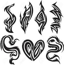 download tribal tattoo vector danielhuscroft com