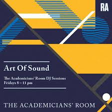 The Art Of Sound Design Art Of Sound John Gómez Event Royal Academy Of Arts