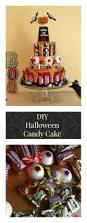 Diy Halloween Cakes Diy Halloween Candy Cake Detroitmommies Com Detroitmommies Com
