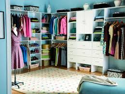 Stylish WalkIn Bedroom Closets HGTV - Turning a bedroom into a closet