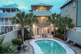 aquascapes pools aquascape your 30a oasis with private pool gulf views in dune