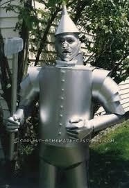 Tin Man Costume Tin Man Tin Man Costumes And Makeup