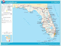 map of west coast of florida to exclude florida coast from offshore drilling expansion