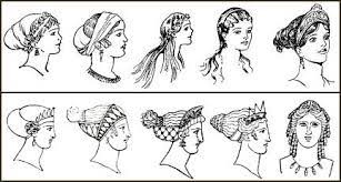 ancient greek hairstyle ancient greece makeup