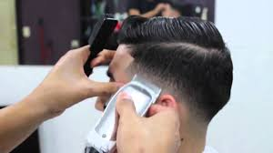 comb over low fade haircut tutorial men u0027s hairstyles youtube