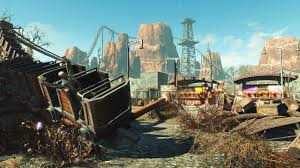 Fallout World Map by Fallout 4 U0027s Nuka World Map Looks Straight Out Of Disney World