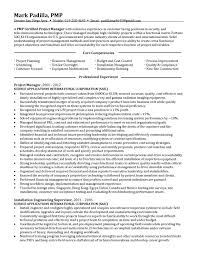 Project Manager Resume Templates Free Project Resume Project Coordinator Sample Resume Engineering