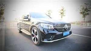 bureau des 騁rangers 黑色诱惑奔驰glc300 2 0t 刷ecu动力升级秀迷人姿态 改装之家