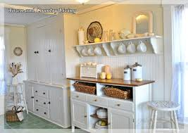 town and country cabinets working on the kitchen town country living