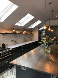 farrow and kitchen ideas bespoke kitchen by 202 design painted shaker farrow