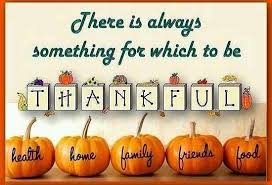 happy thanksgiving from everyone at friends in adoption friends
