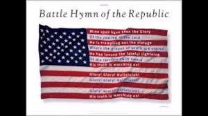 American Battle Flag The Battle Hymn Of The Republic Youtube