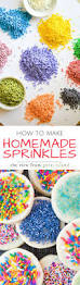 how to make homemade sprinkles this is one of those projects you