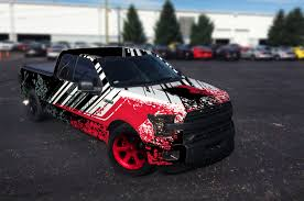 Ford F 150 Truck Body Parts - modified ford f 150 trucks head to the 2015 sema show