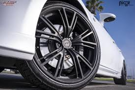 lexus wheels and tyres lexus gsf niche ritz wheels matte black